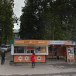 На Садовского выявлены самовольно установленные торговые павильоны